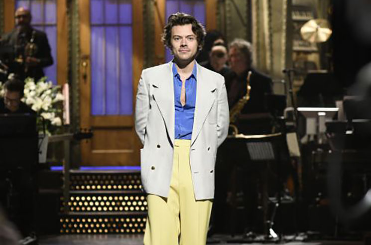 Saturday Night Live: Harry Styles November 16, 2019