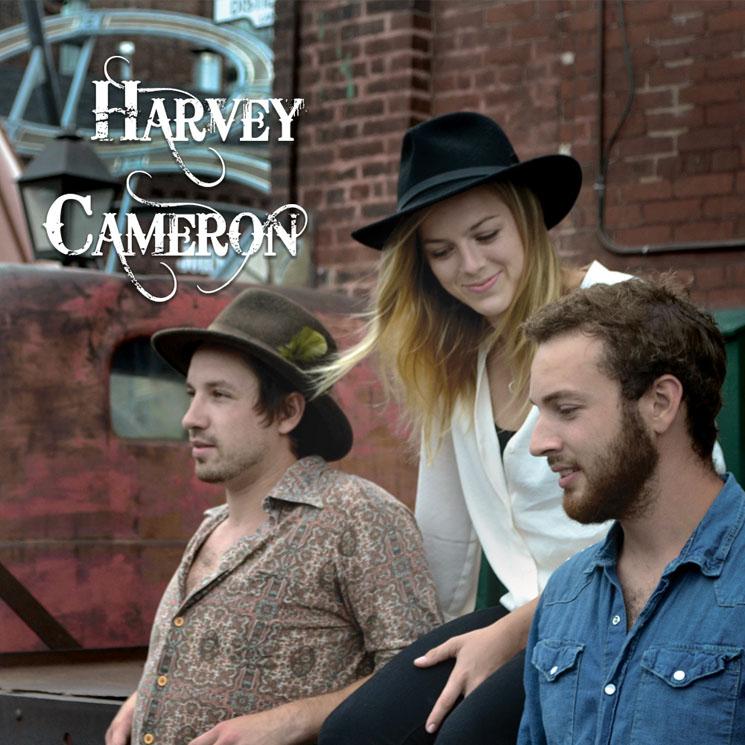 Harvey Cameron Heavy Romancer EP