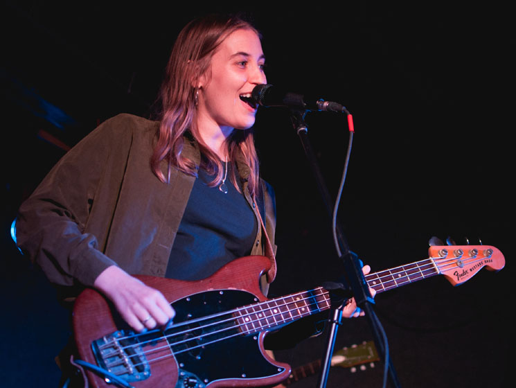 Hatchie The Garrison, Toronto ON, September 12