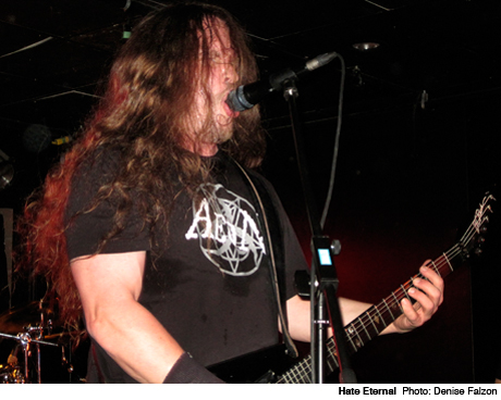 Hate Eternal Hard Luck, Toronto ON March 5