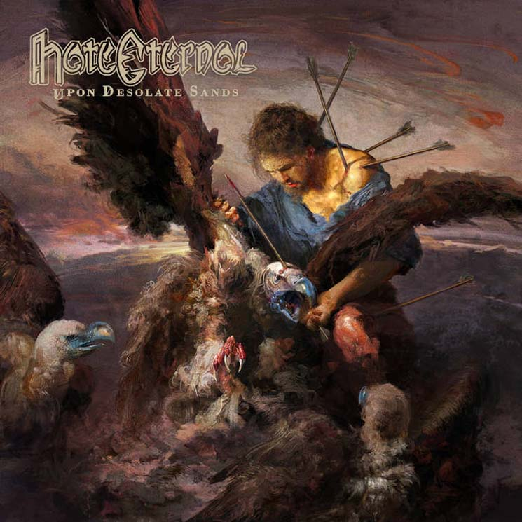 Hate Eternal Upon Desolate Sands