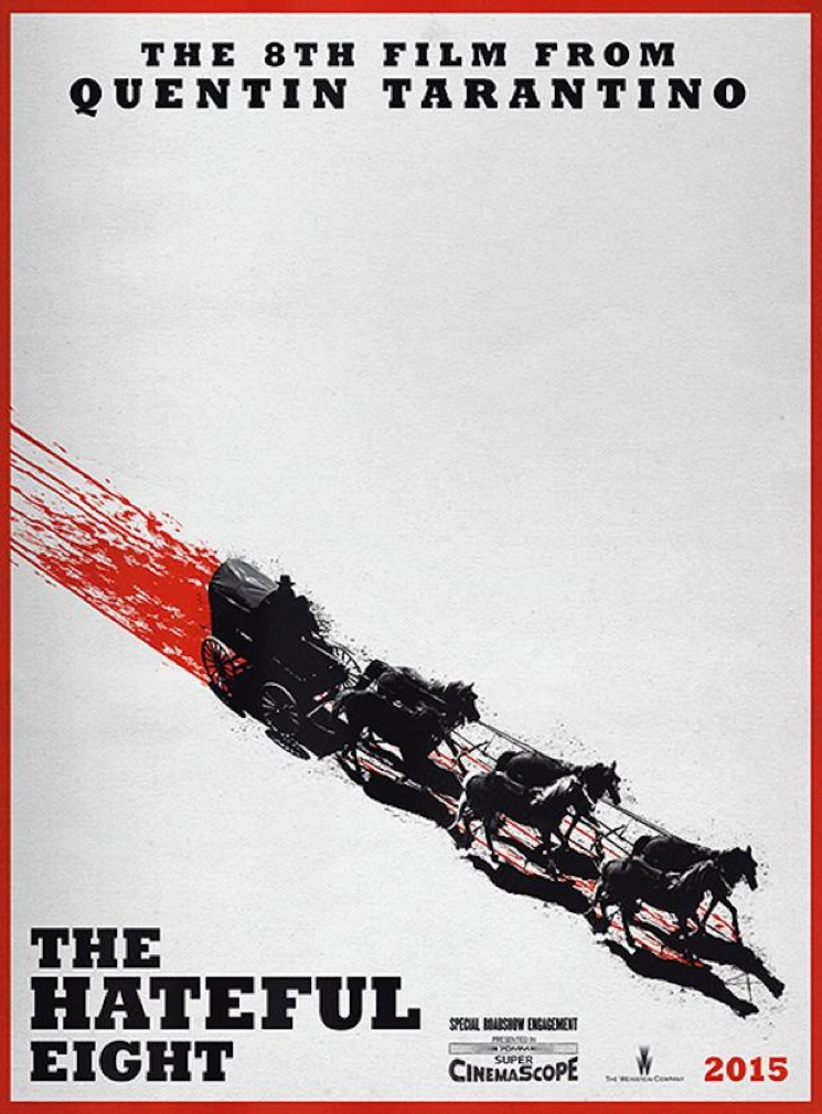 Ennio Morricone's Soundtrack for Tarantino's 'The Hateful Eight' Detailed, Features the White Stripes