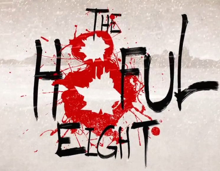 The Hateful Eight Trailer 2