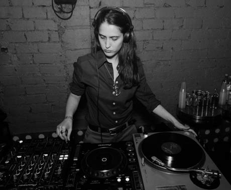 Helena Hauff Omnimax Theatre, Telus World of Science, Vancouver BC, September 19