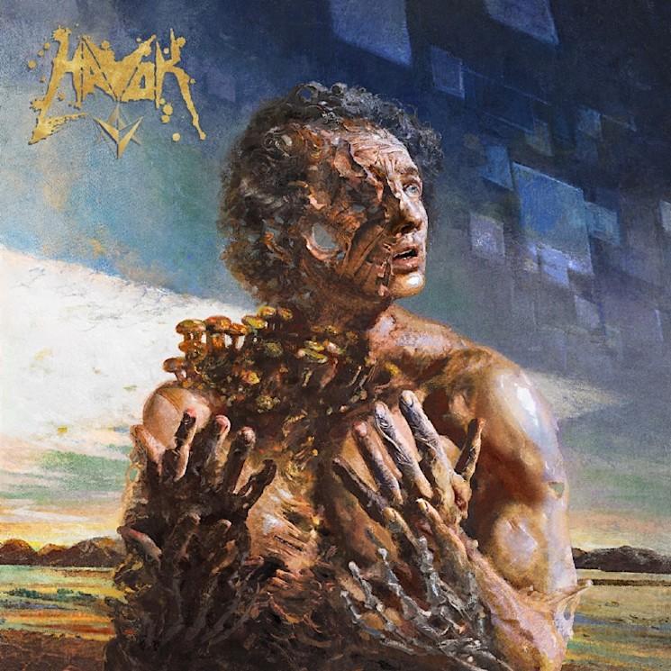 Havok's 'V' Is the Gold Standard for 21st Century Thrash Metal