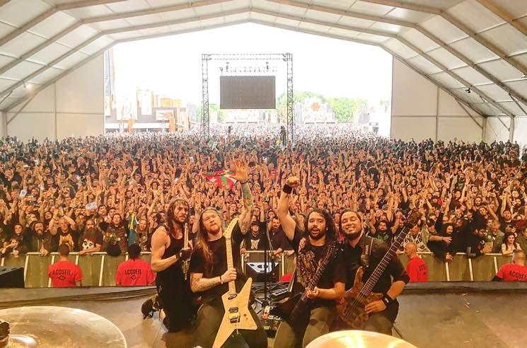 Dave Mustaine Kicks Havok Off Megadeth Tour