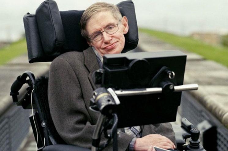 Stephen Hawking Added to Glastonbury Lineup