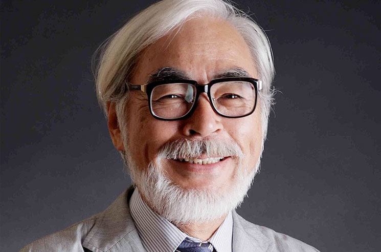 Studio Ghibli's Hayao Miyazaki Came Out of Retirement 'in Order to Live'