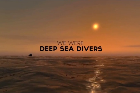 "Angel Haze ""Deep Sea Diver"" (lyric video)"