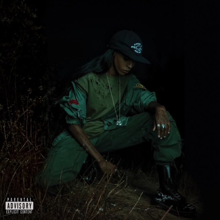 Angel Haze 'Back to the Woods' (album stream)