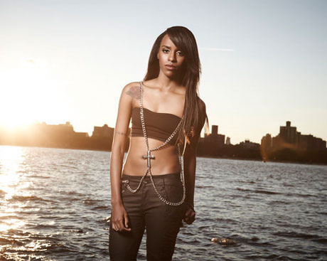 "Angel Haze ""Tom Ford"" (freestyle)"
