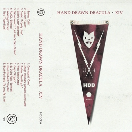 Various 'Hand Drawn Dracula • XIV'
