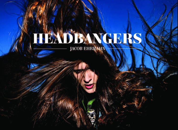 Metalheads Caught in the Act with 'Headbangers' Photo Book