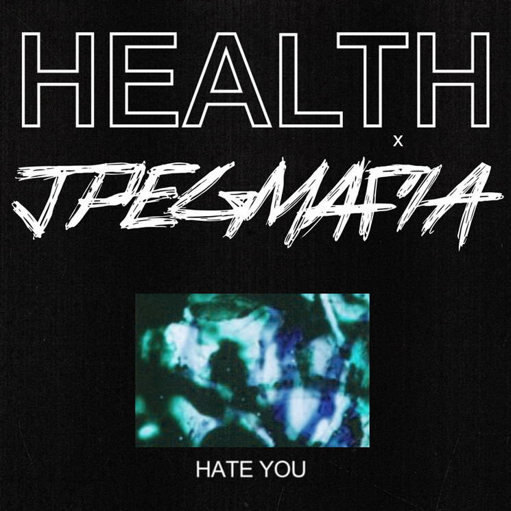 Hear JPEGMAFIA Team Up with HEALTH for 'HATE YOU'