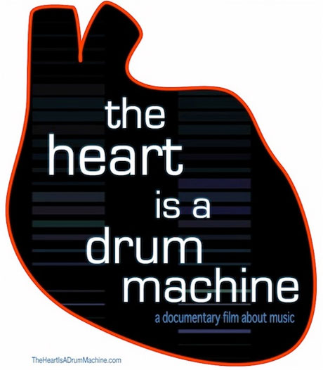 Flaming Lips' Steven Drozd Releases Score for <i>The Heart Is a Drum Machine</i>