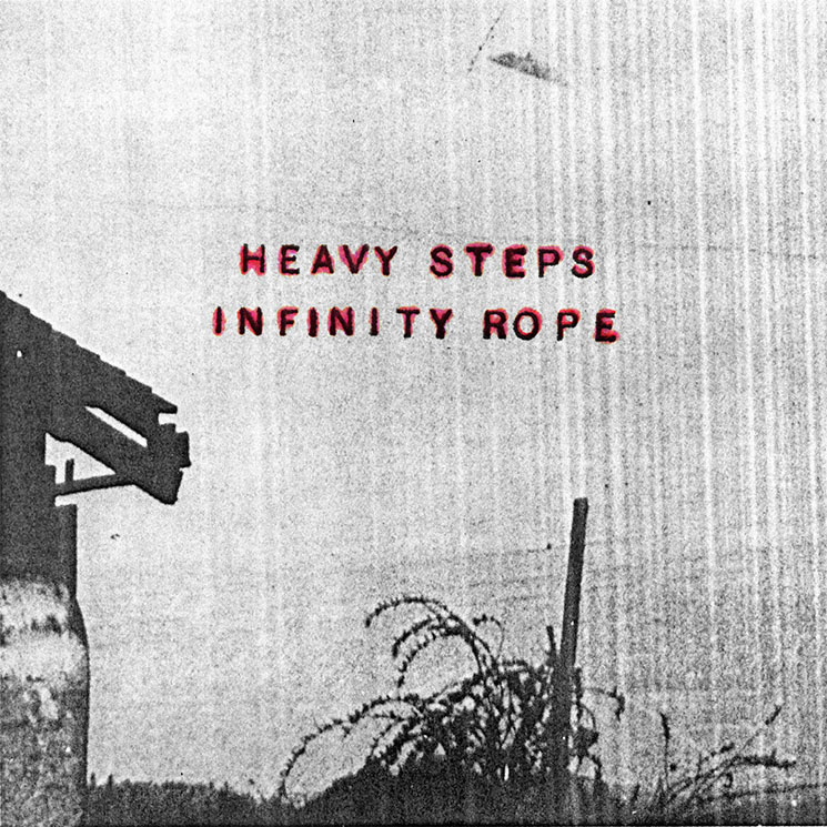 Heavy Steps Go Goth Rock on 'Infinity Rope'