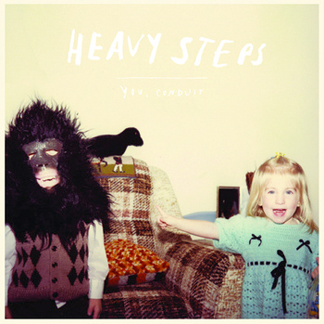 Heavy Steps 'You, Conduit' (album stream)
