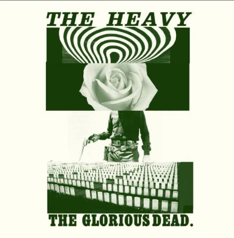 The Heavy Book North American Tour, Share Video in Support of 'The Glorious Dead' LP