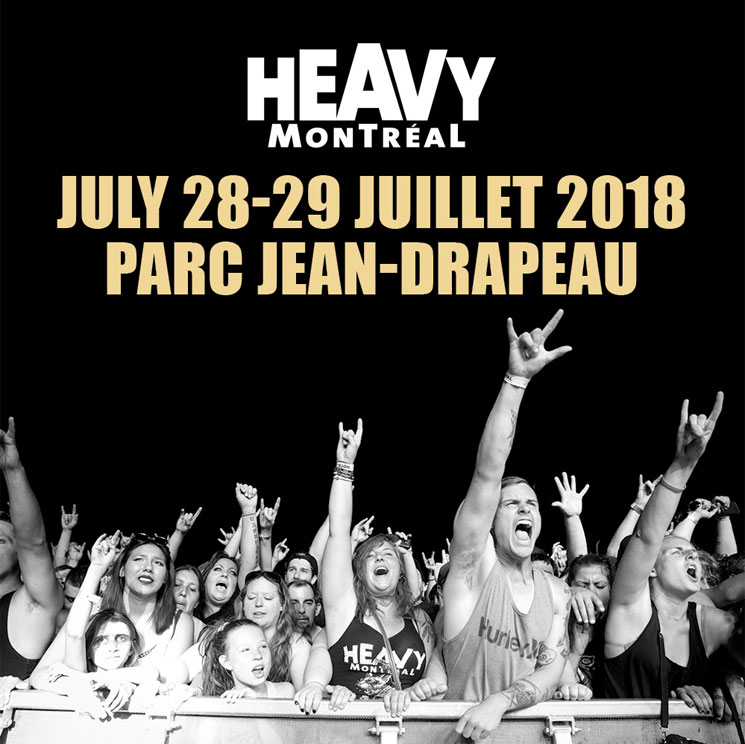 Heavy Montreal Will Be Back in 2018