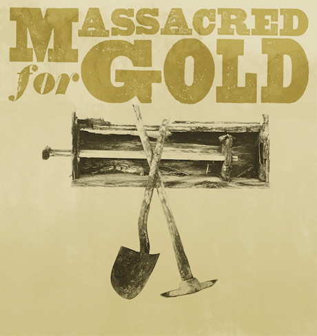 Tim Hecker Scores 'Massacred for Gold' Documentary