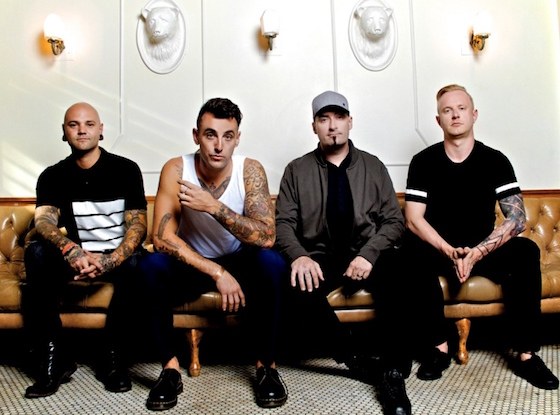 Hedley Ban Press from Ongoing Tour