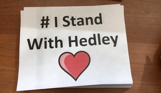 Petition Launched to Reinstate Hedley on Canadian Radio