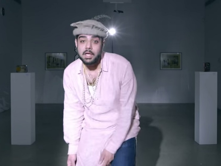 "Heems ""Damn, Girl"" (video)"