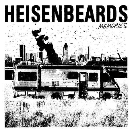 Heisenbeards 'Memories' (album stream)