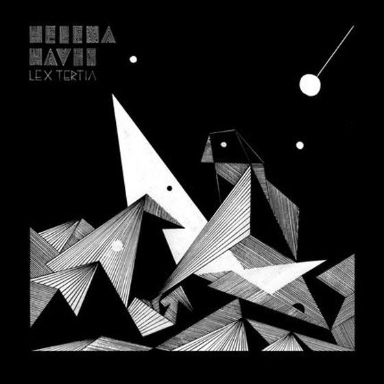 Helena Hauff Lex Tertia EP