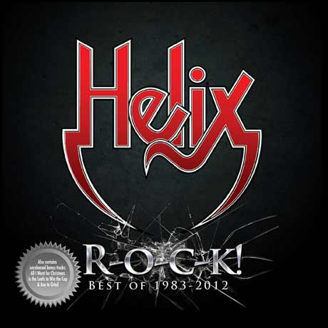 Helix R-O-C-K Best Of 1983-2012