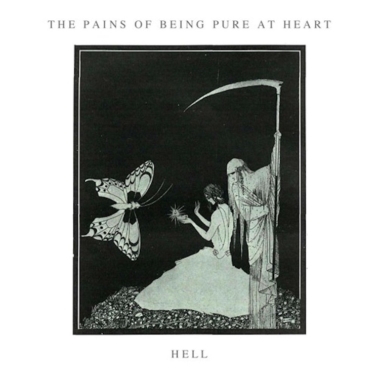 "The Pains of Being Pure at Heart ""Hell"""