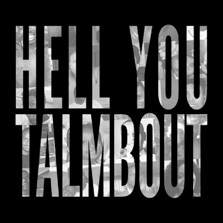 "Wondaland Records ""Hell You Talmbout"""