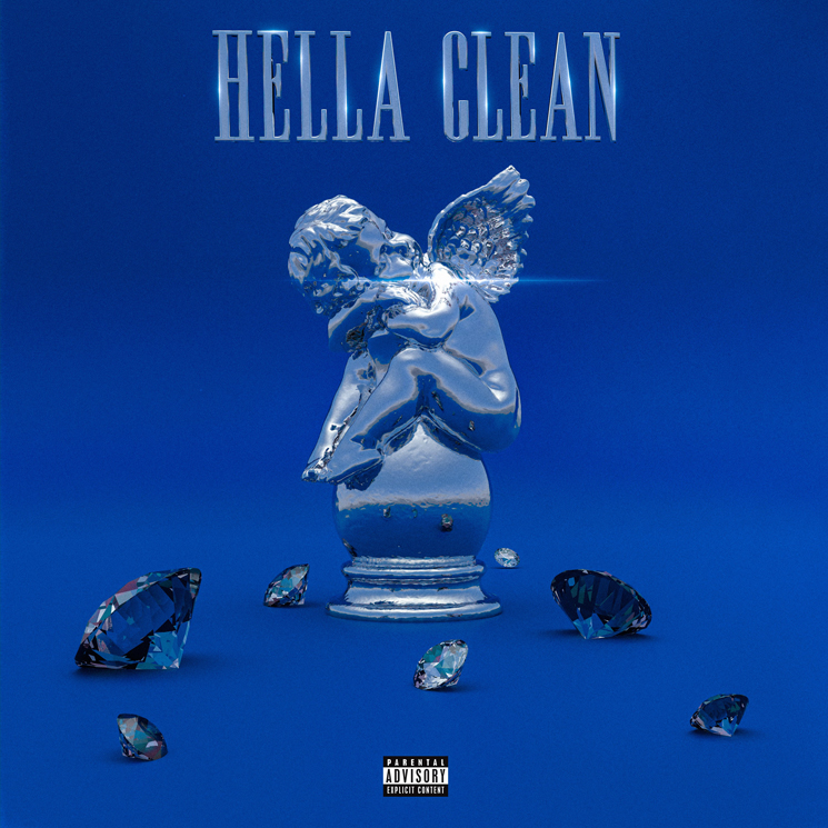 Toronto's Portion Rides 'Hella Clean' on New Single