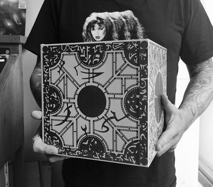 Death Waltz's 'Hellraiser' Box Set Looks Insane