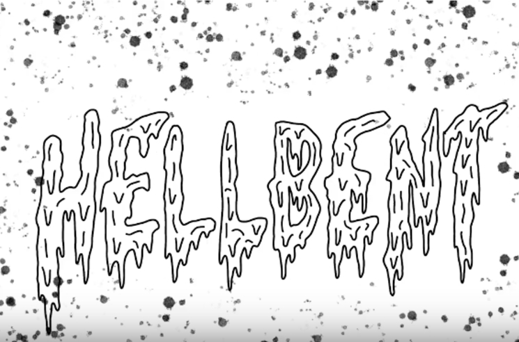 "Hellbent Drop New Animated Video for ""King"""