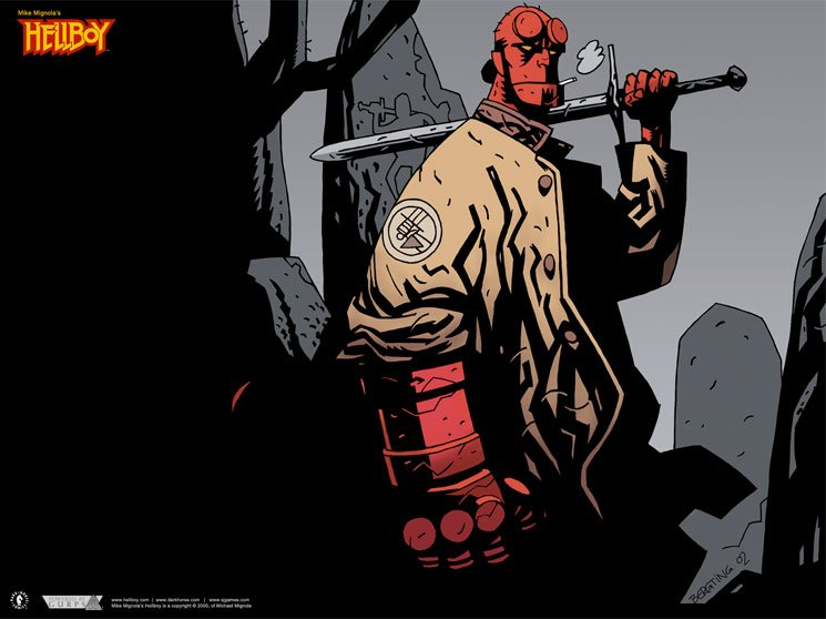Neil Marshall Is Rebooting 'Hellboy' with 'Stranger Things' Star David Harbour