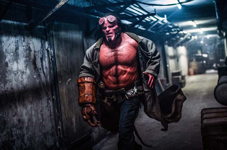'Hellboy' Is Terrible and Makes No Sense Whatsoever Directed by Neil Marshall