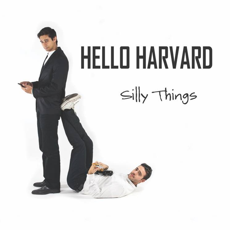 Hello Harvard 'Silly Things' (EP stream)