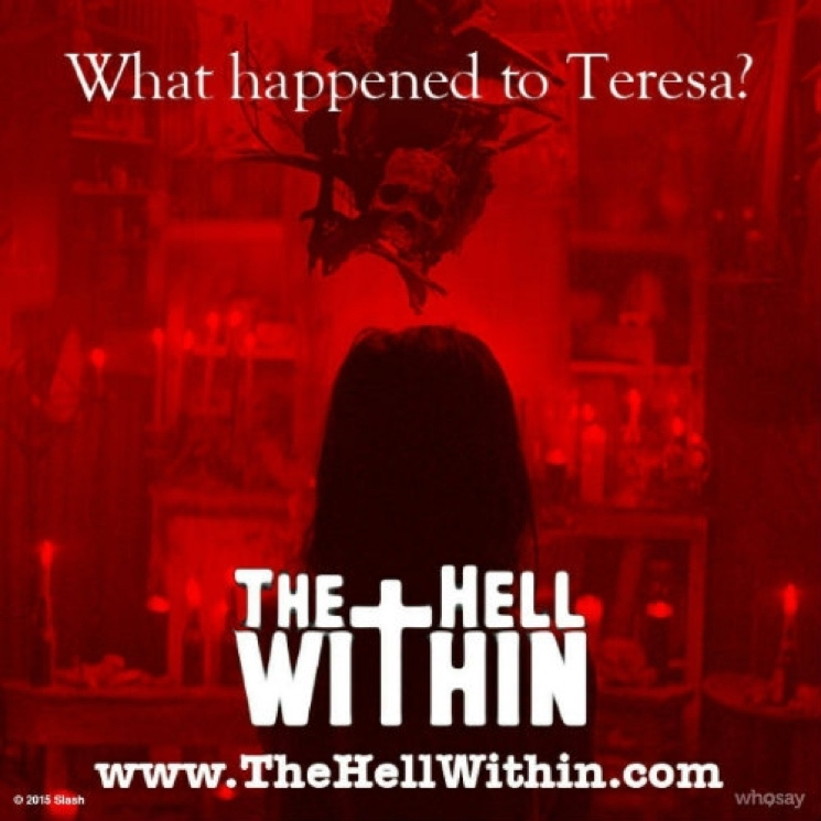 Slash Launches Crowdfunding Campaign Behind Horror Film 'The Hell Within'