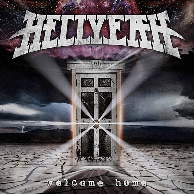 Hellyeah Welcome Home