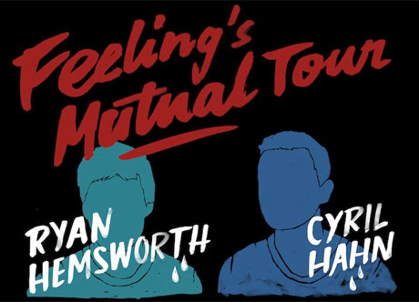 Ryan Hemsworth and Cyril Hahn Team Up for North American Fall Tour