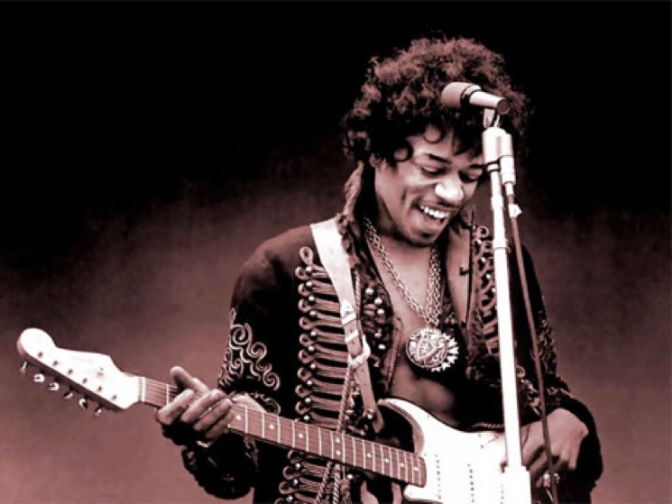 Jimi Hendrix's Estate Approves Official Biopic