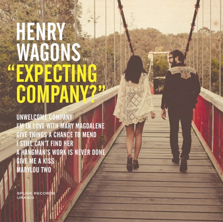 Henry Wagons Recruits Alison Mosshart, Jenn Grant for Duet-Heavy Solo Record