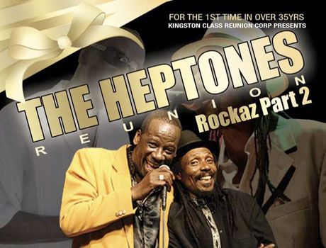 The Heptones Jamaica Canadian Association, Toronto ON January 15