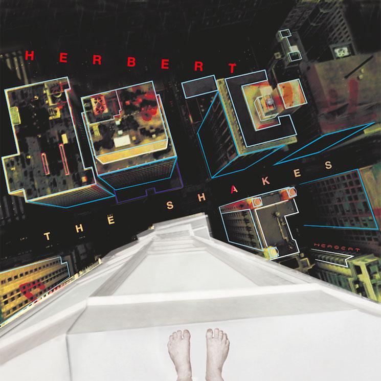 Matthew Herbert 'The Shakes' (album stream)
