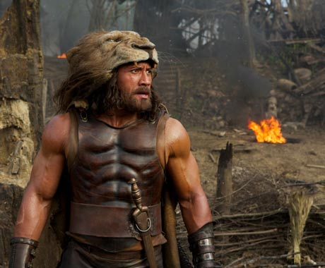 'Hercules,' 'Lucy' and 'A Most Wanted Man' Lead Our Film Review Roundup