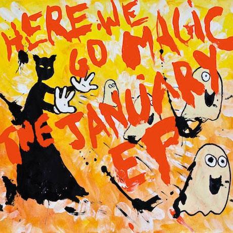 Here We Go Magic Prep <i>The January EP</i>
