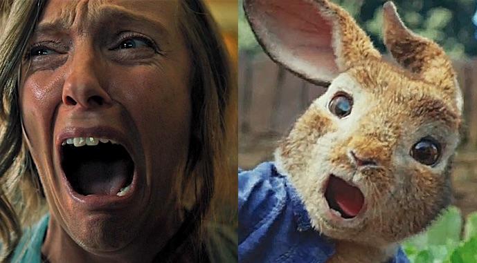 'Hereditary' Trailer Accidentally Shown Before 'Peter Rabbit' Screening