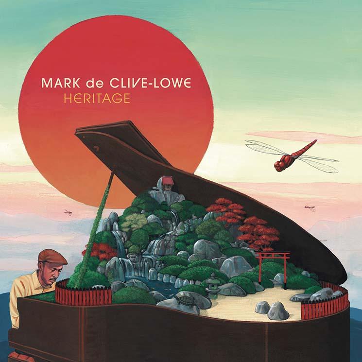 Mark de Clive-Lowe Heritage