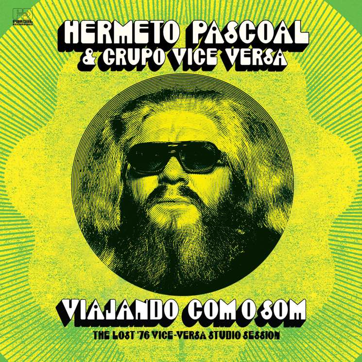 Hermeto Pascoal & Grupo Vice Versa Viajando Com O Som (The Lost '76 Vice-Versa Studio Session)